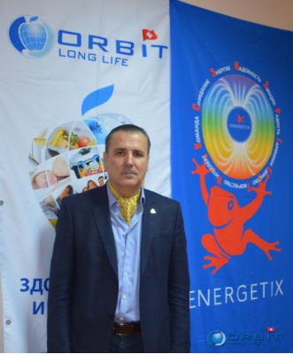 Горан Якшич -вице-президент компании ORBIT LONG LIFE®